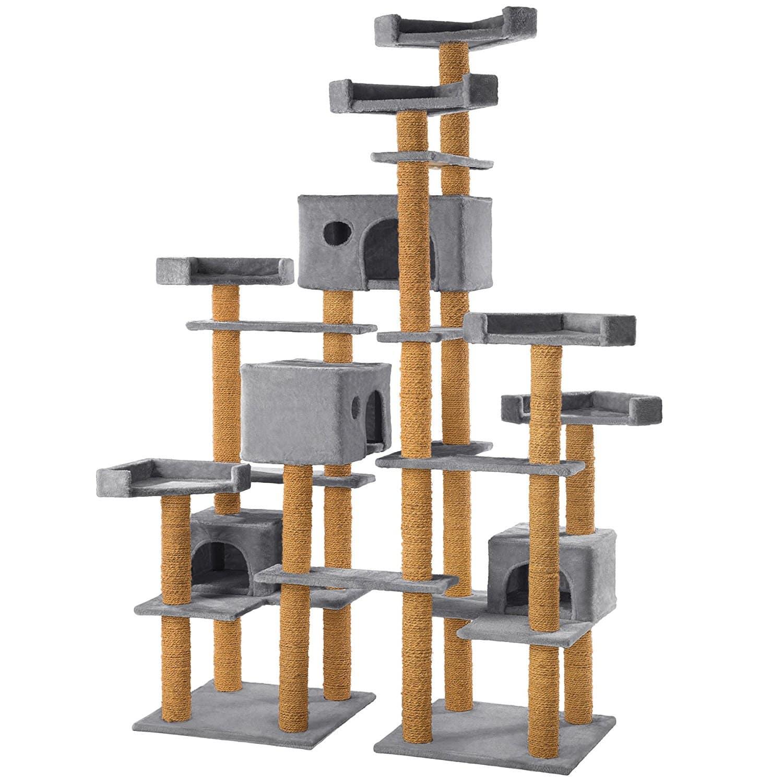 Comment Construire Un Arbre À Chat comment stabiliser un arbre à chat bancal ?